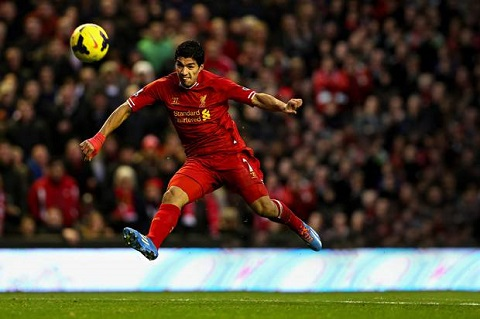 POTY Suarez Hungry for More