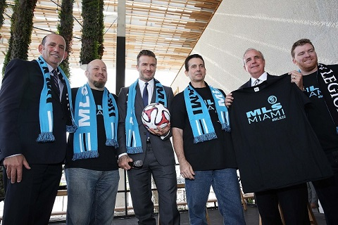 Beckham Miami MLS