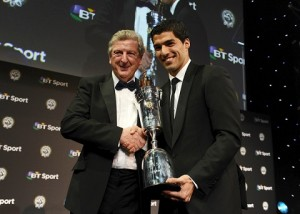 Suarez and Hodgson