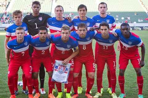 Checking Out the US U-20 National Team for Potential Stars