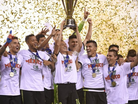 Mexico wins Gold Cup 2015