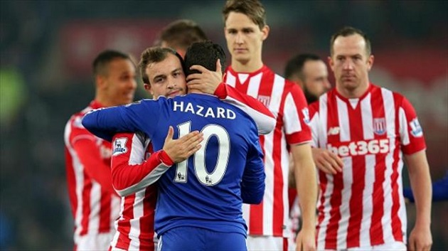Stoke knocks out Chelsea