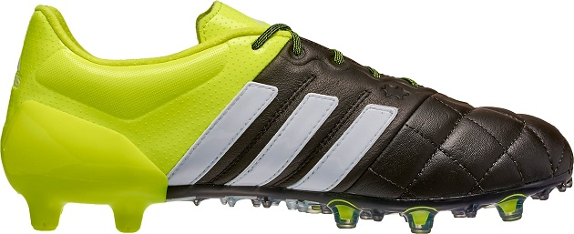 Instep of adidas ACE 15.1 LEather