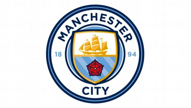 Man City's new badge