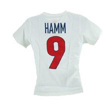 differently 1b358 8ba15 Mia Hamm Hero Tee Review - SoccerProse.com