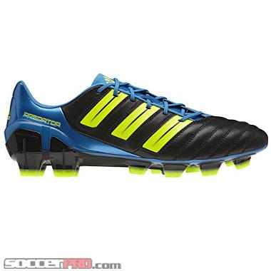 dd7ebba813f7 adidas adiPower Predator TRX FG - Black Revealed - SoccerProse.com