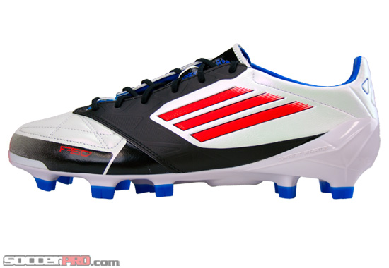 New Color  Adidas F50 Adizero - White with Core Energy and Black ... 5bec7f2a4443