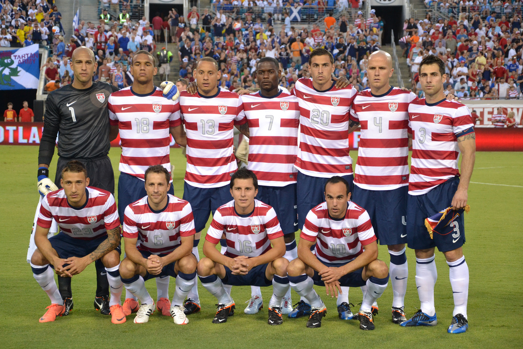The United States Men's National Team Faces Must-Win ... Usa Mens Soccer 2014 World Cup